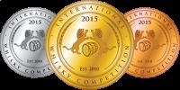 International whisky competion logo