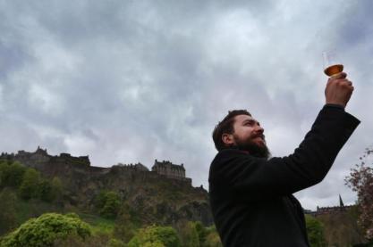 Blair Bowman Edinburgh Castle