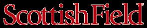 Scottish Field logo